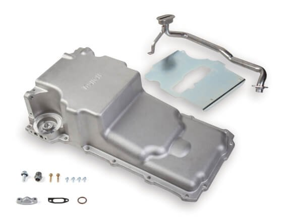 302-2 - GM LS Retro-fit Oil Pan - additional front clearance Image
