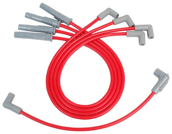 31259 - Super Conductor Spark Plug Wire Set, Ford 2300 4 Cyl. Image