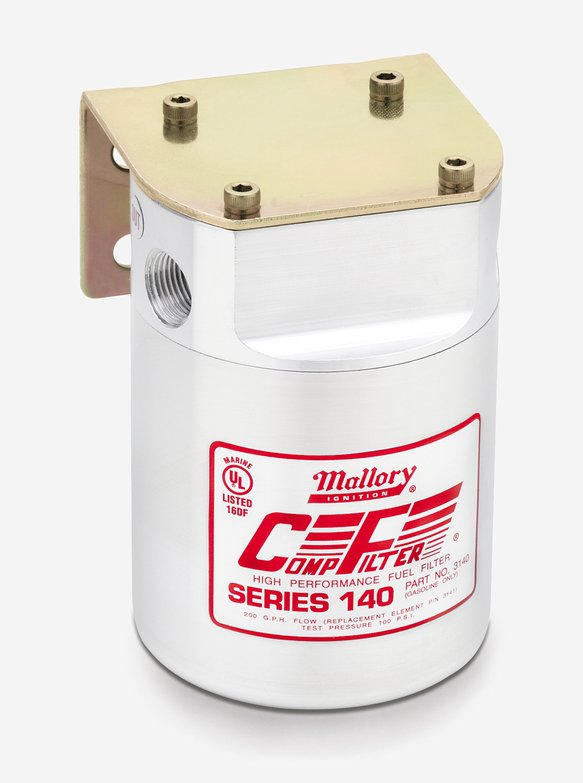 3140 - Fuel Filter - Cartridge Style - For Carburetion Image