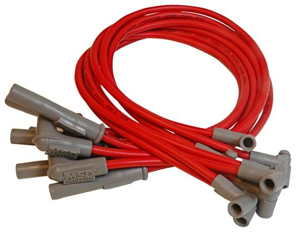 31409 - Super Conductor Spark Plug Wire Set Chevy '82-'83 Camaro/Trans Am Image
