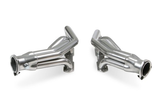 31504FLT - Flowtech Shorty Headers - Ceramic Coated - additional Image