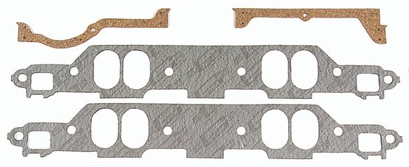316 - Intake Manifold Gasket Set - Performance - 340, 360 Chrysler Small Block LA 1968-92 - W2 Heads Only Image