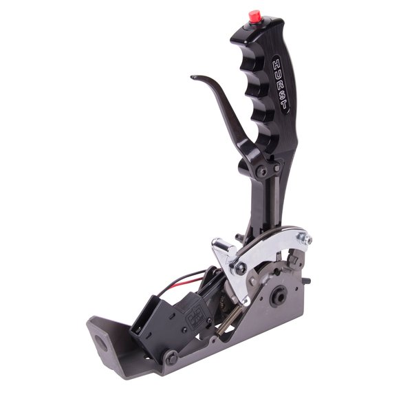 3162002 - Hurst Pistol Grip Quarter Stick Shifter for Powerglide, TH250, TH350, TH375 and TH400 - Black Image