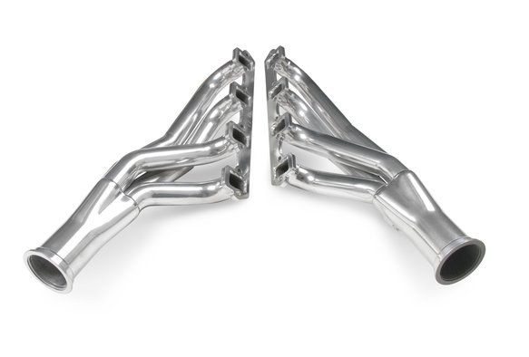 32166FLT - Flowtech Small Block Ford Turbo Headers – Ceramic Coated - additional Image