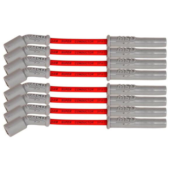 33829 - Red SC Wire Set, GEN V LT1/LT4 Corvette '14-on, Truck '15-on, Camaro SS '16-on Image