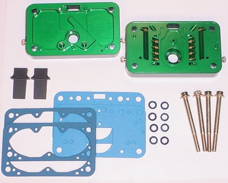 34-106QFT - Billet Metering Block Kit E85 Image