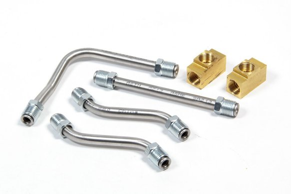 34-51 - Fuel Line Kit - 3X2 Carb set-up Image