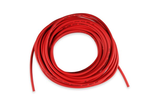 34029 - Super Conductor Spark Plug Wire, Red 8.5mm, 50 Ft Image