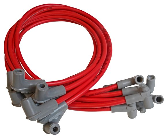 35609 - Super Conductor Spark Plug Wire Set, Big Block Chevy for use with HEI Tower Cap Image