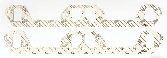 358 - Header Gaskets - Performance - 318, 340, 360 Chrysler Small Block LA 1968-92 - 4 BBL Image