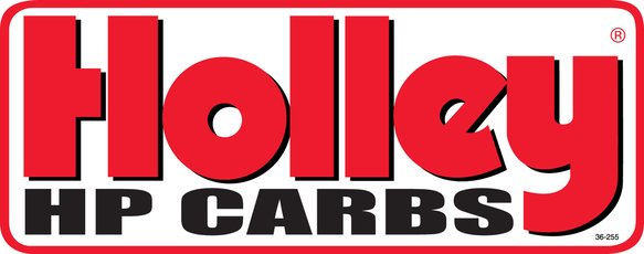 36-255 - Holley HP Carbs Decal Image