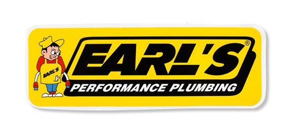36-280 - Earls Plumbing Decal Image