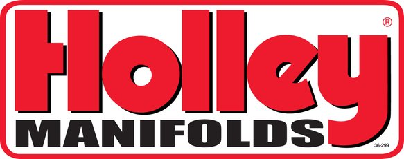 36-299 - Holley Manifolds Decal Image