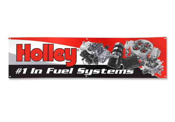 36-33 - Holley #1 in Fuel Systems Banner Image