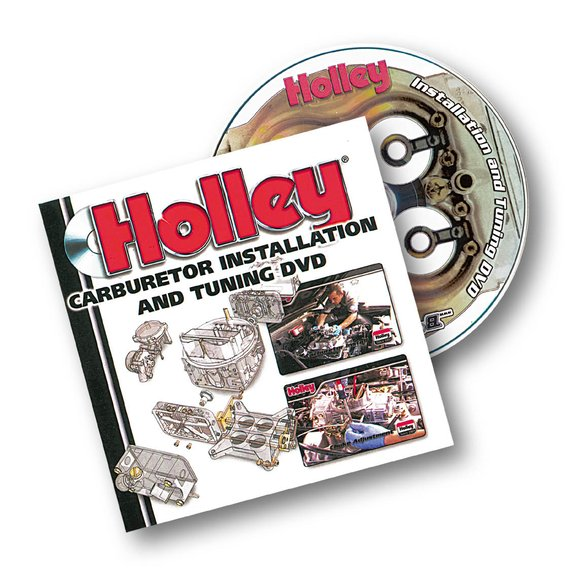 36-378 - Holley Carburetor Installation DVD Image