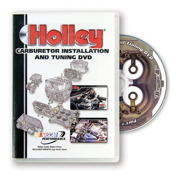 36-381 - Holley Carburetor Installation DVD - slim case Image