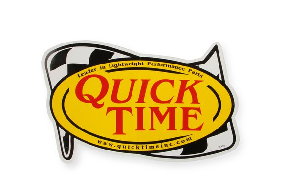 36-420 - Quick Time Decal Image