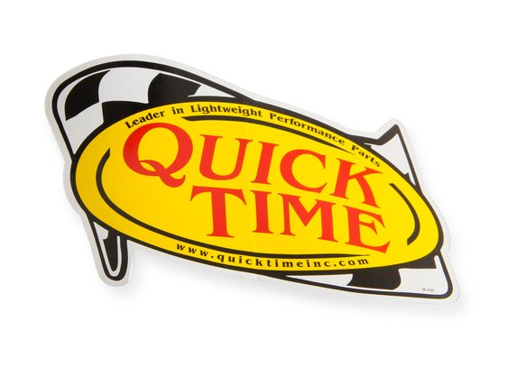 36-420 - Quick Time Decal - additional Image