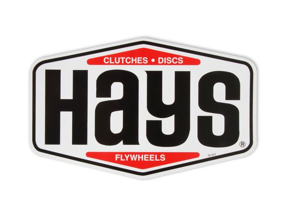 36-423 - Hays Decal Image