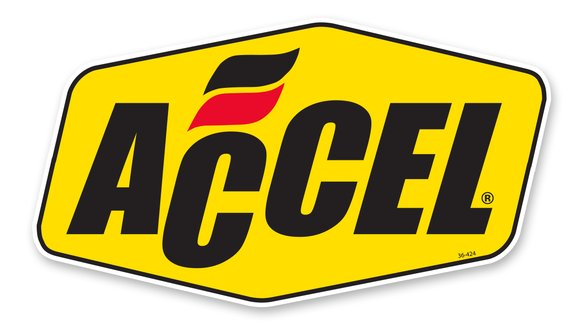 36-424 - ACCEL CONTINGENCY DECAL Image
