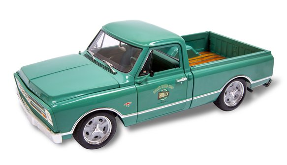 36-434 - Holley Speed Shop Diecast Truck Model Image