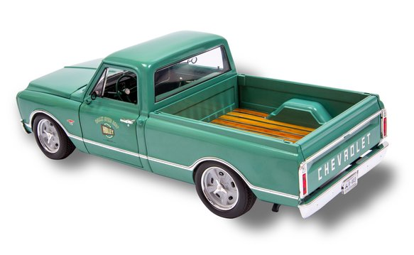36-434 - Holley Speed Shop Diecast Truck Model - additional Image