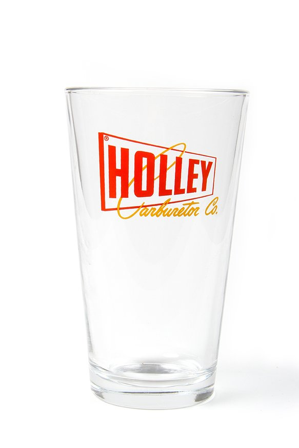 36-435 - HOLLEY 16OZ. LOGO PUB GLASS ASSORTMENT - 4 PACK (SERIES 1) - additional Image