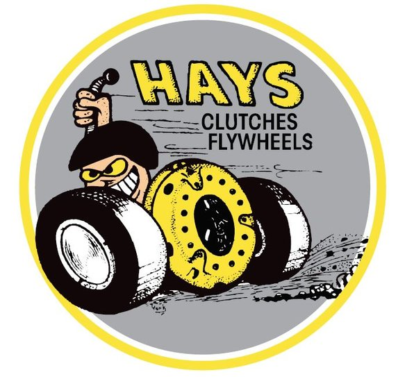 36-464 - Hays Decal Image
