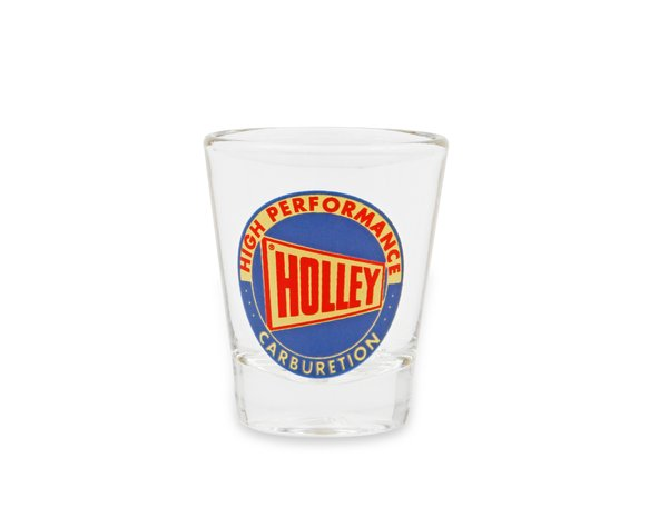36-488 - Holley High Performance Carburetion Shot Glass Image