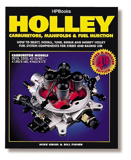 36-73 - Holley Carburetors, Manifolds, and Fuel Injection Handbook Image