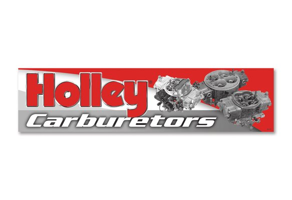 36-75 - Holley Carburetors Banner Image