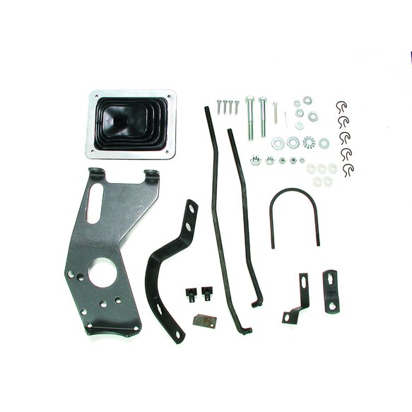 3670010 - Mastershift Installation Kit - Natural Steel Image