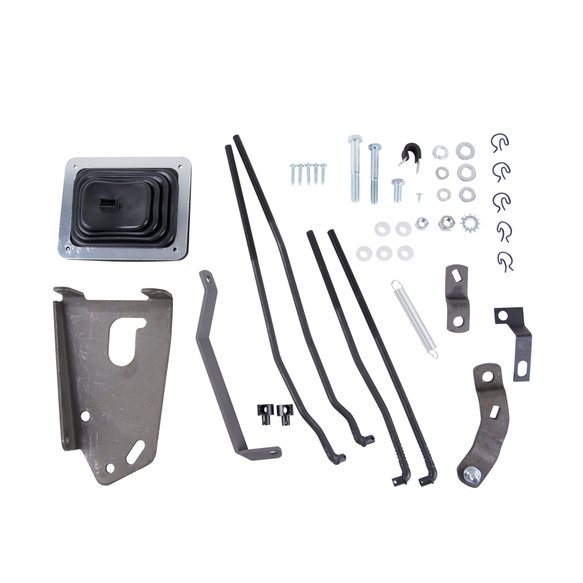 3670027 - Hurst Mastershift 3-Speed Installation Kit - Ford Image