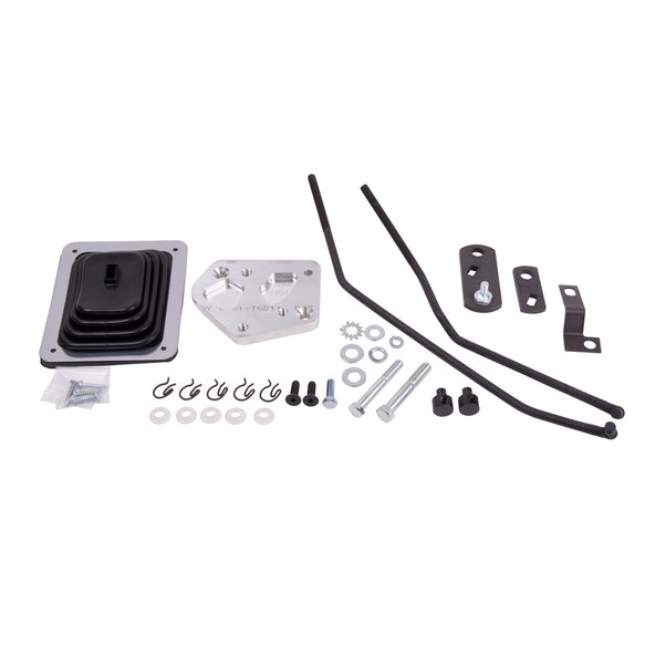 3677640 - Hurst Mastershift 3-speed Installation Kit - Ford Image