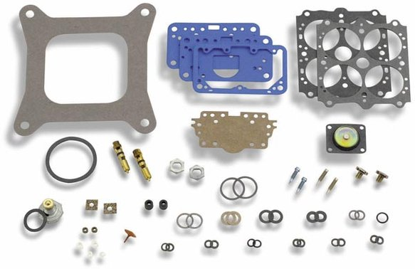 3-2003QFT - Non-Stick Quick Kit Center Squirter Carbs List 4223 & 4224 Image