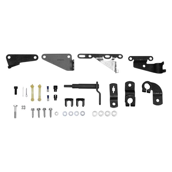 3730002 - Hurst Quarter Stick Shifter Installation Kit Image