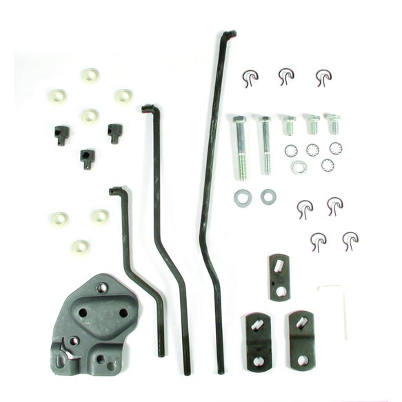 3733157 - Hurst Competition/Plus 4-speed Installation Kit - GM Image