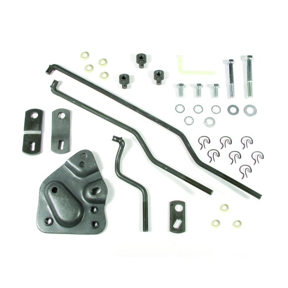 3733162 - Hurst Competition/Plus 4-speed Installation Kit - GM Image
