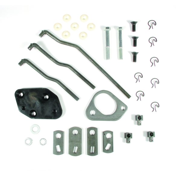 3734089 - Hurst Competition/Plus 4-speed Installation Kit - Mopar Image
