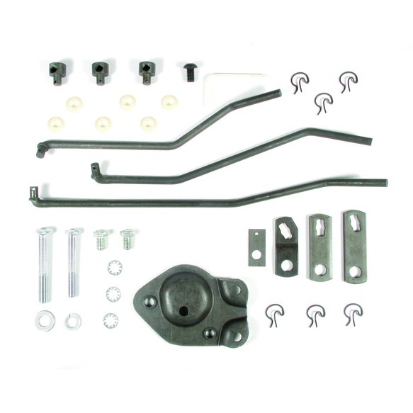 3734297 - Hurst Competition/Plus 4-speed Installation Kit - GM Image