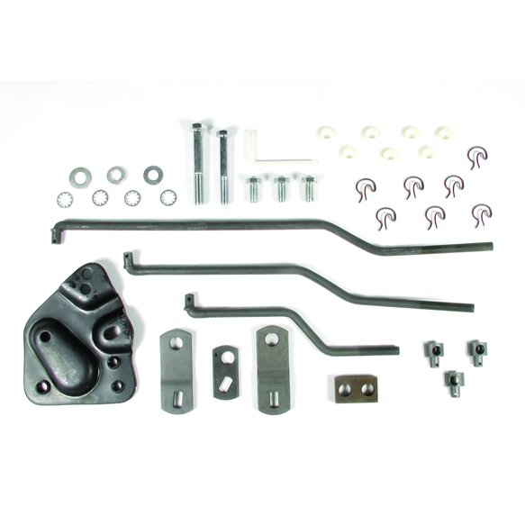 3734648 - Hurst Competition/Plus 4-speed Installation Kit - GM Image