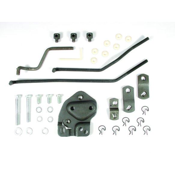 3734734 - Hurst Competition/Plus 4-speed Installation Kit - GM/Studebaker Image