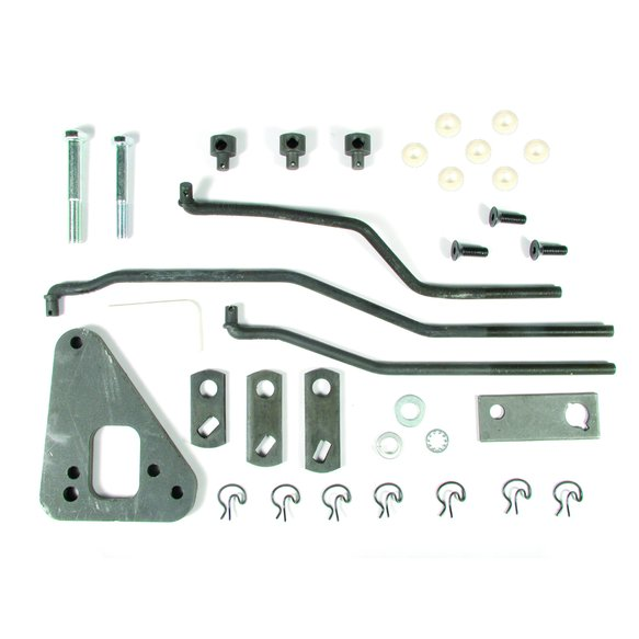 3735587 - Hurst Competition/Plus 4-speed Installation Kit - Ford Image