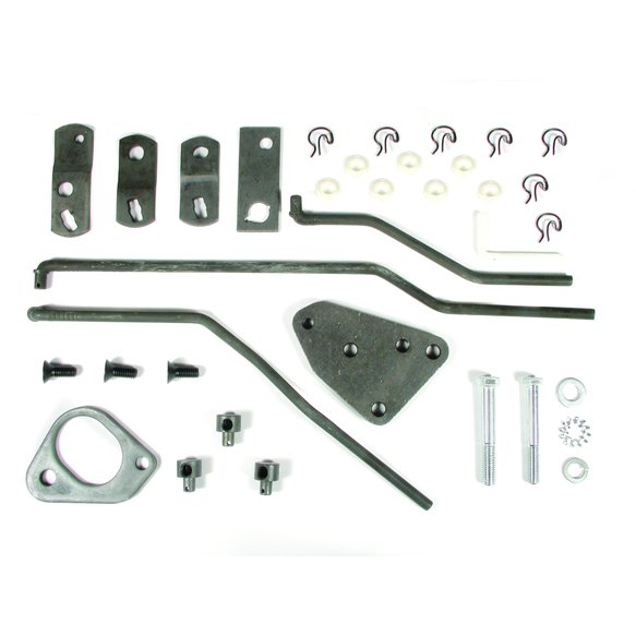 3737437 - Hurst Competition/Plus 4-speed Installation Kit - GM Image