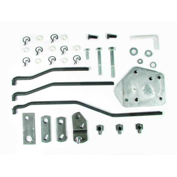 3737637 - Hurst Competition/Plus 4-speed Installation Kit - Ford Image
