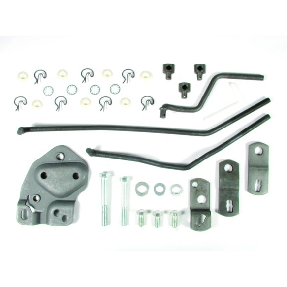 3737834 - Hurst Competition/Plus 4-Speed Installation Kit - GM Image