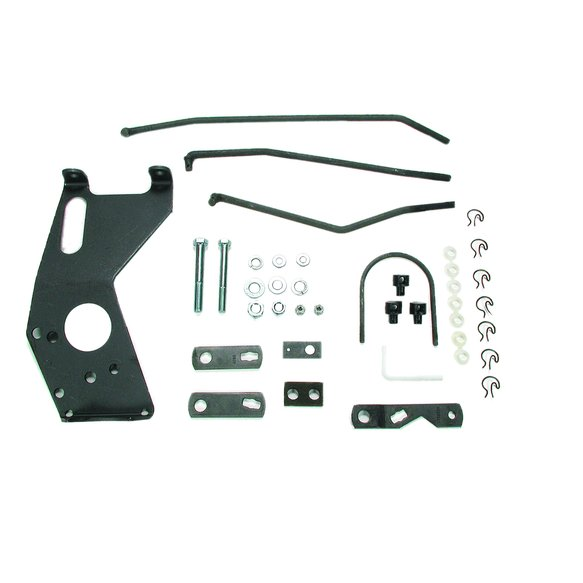 3737919 - Hurst Competition/Plus 4-speed Installation Kit - GM Image