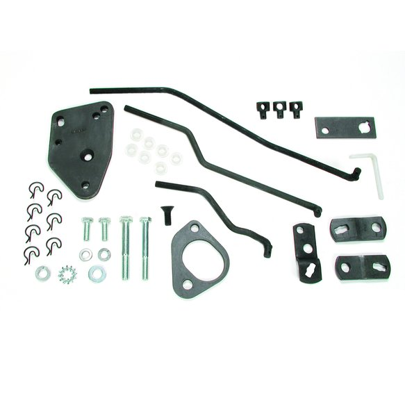3738605 - Hurst Competition/Plus 4-speed Installation Kit - GM Image