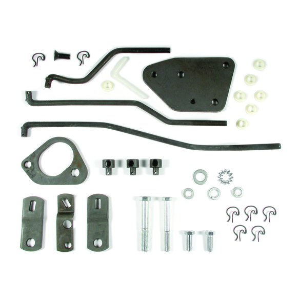 3738609 - Hurst Competition/Plus 4-speed Installation Kit - GM Image
