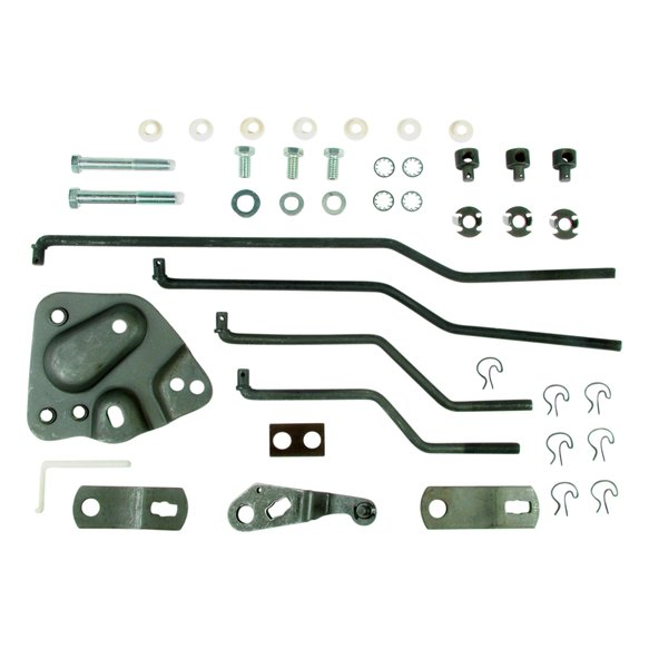 3738611 - Hurst Competition/Plus 4-speed Installation Kit - GM Image